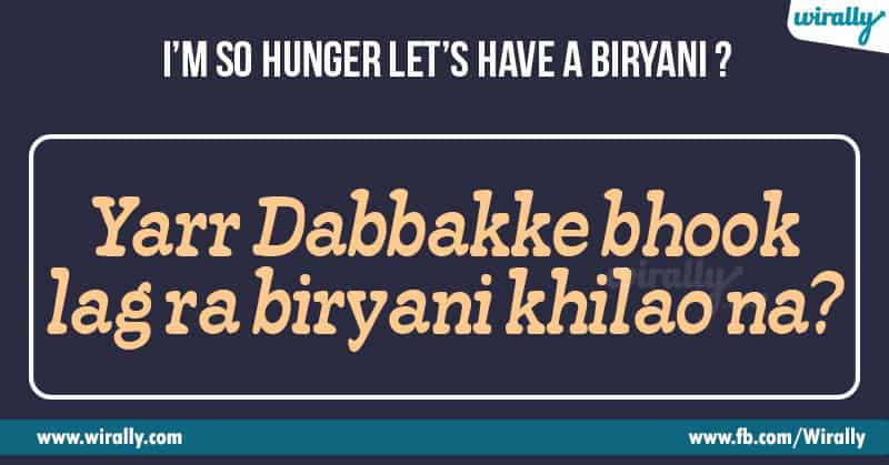10 Funny Hindi Phrases Only Hyderabadi's Can Speak - Wirally