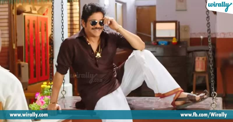 tollywood heroes in lungi