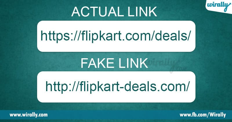 Link Is Fake Or Not