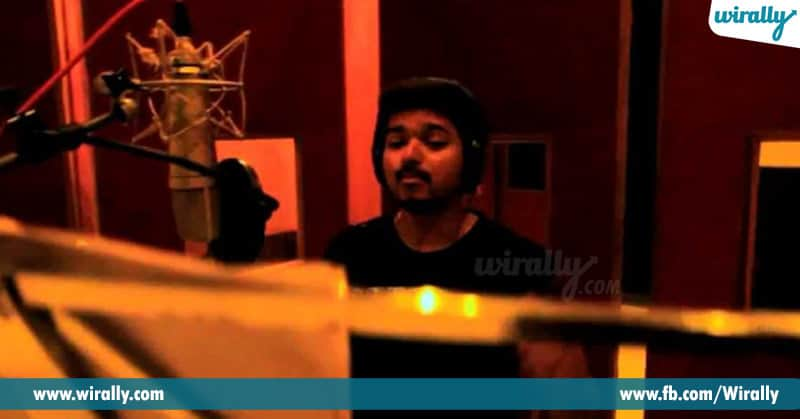 8 - vijay singing