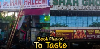 Best haleem places in Hyderabad