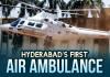 24/7 air ambulance service