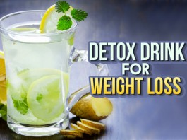 Detox Drink for Weight Loss