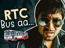 Travel Through RTC Bus