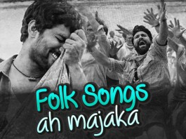 Folk Songs Of Recent Times