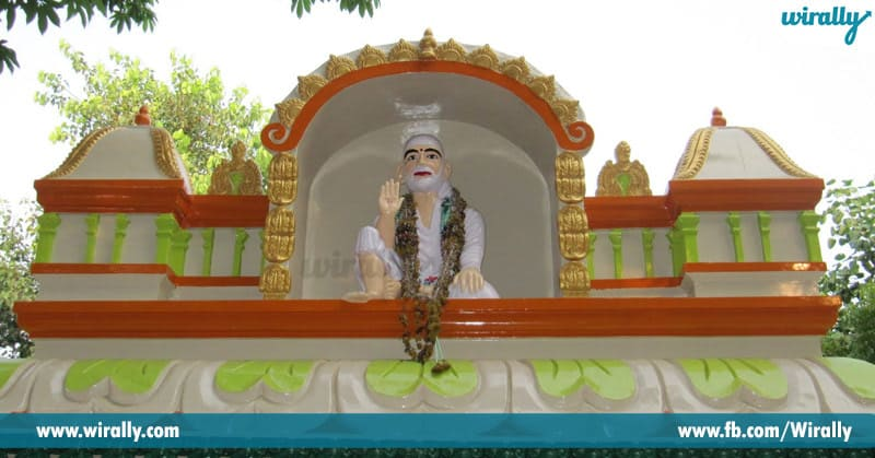 Mottamodati Sai Baba mandiram
