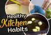 kitchen habits