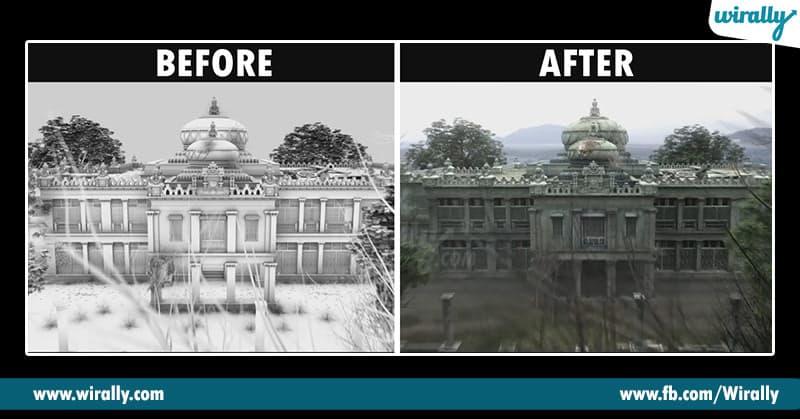 14 - bagmathi palace