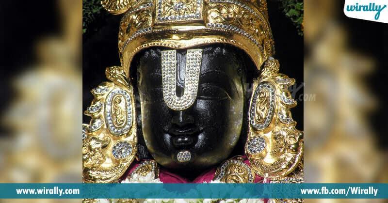 Tirumala Tirupati Balaji Temple