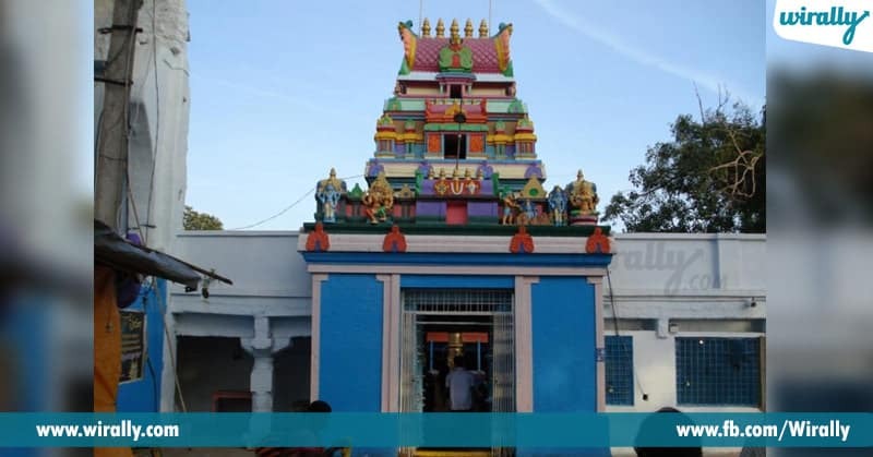 Chilkoor Balaji Temple