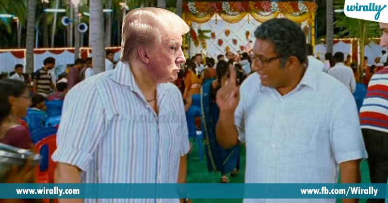 Relangi Mavayya Had a Cool Conversation
