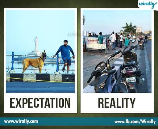Expectation Vs Reality Things