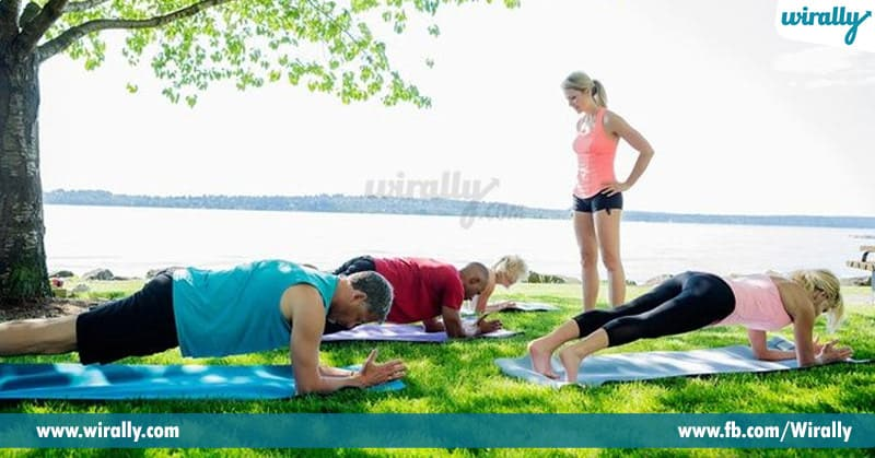 Easy Outdoor Workouts