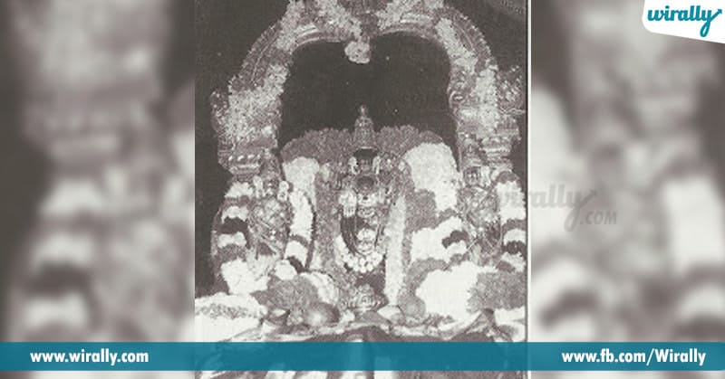 Tirumala Tirupathi Venkateswara Swamy