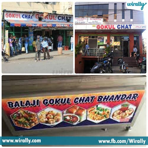 Regular food joint names