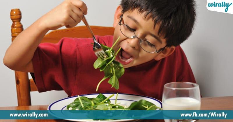 Amazing benefits of Eating Palak