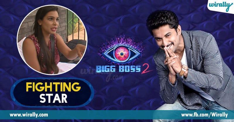 Bigg Boss 2 Contestants