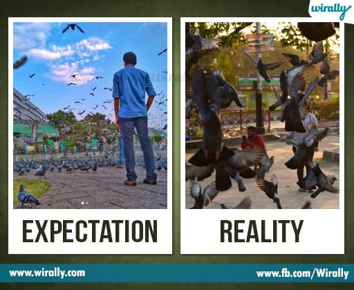 Expectation Vs Reality Things