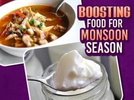 Immunity Boosting Food For Monsoon