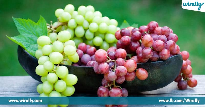 Grapes :