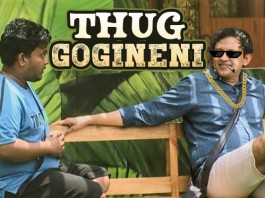 Boss Babu Gogineni's Thug Life