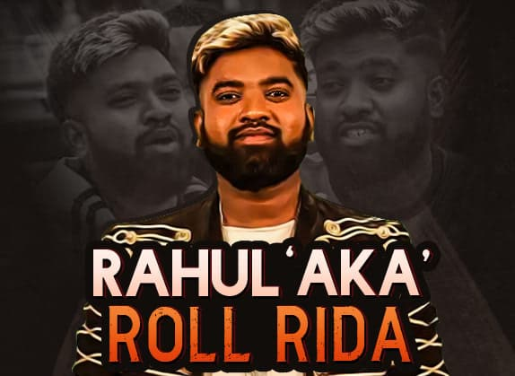 RAP Star Roll Rida