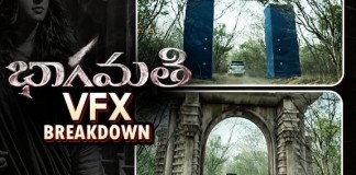 Bhaagamathie VFX Effects