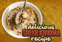 Eid special recipe
