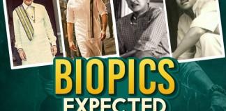 Legendary Biopics