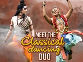 Meet The Classical Dance Duo