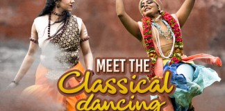 Meet The Classical Dance Duo
