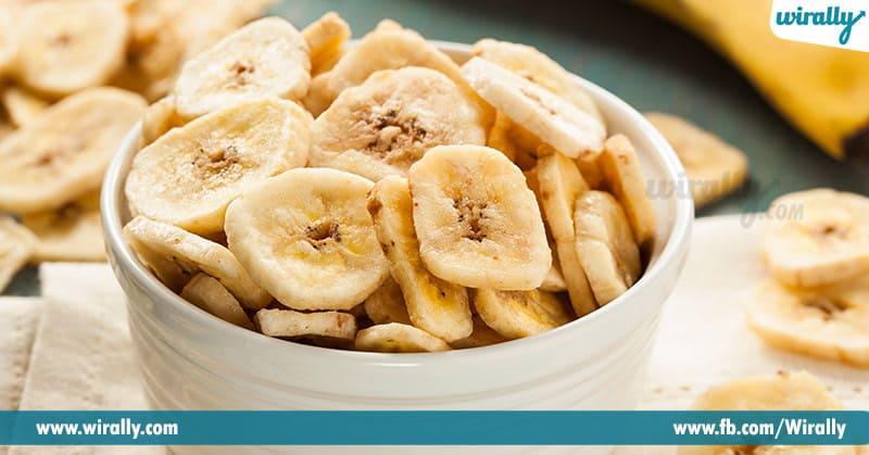 make crispy banana chips at home