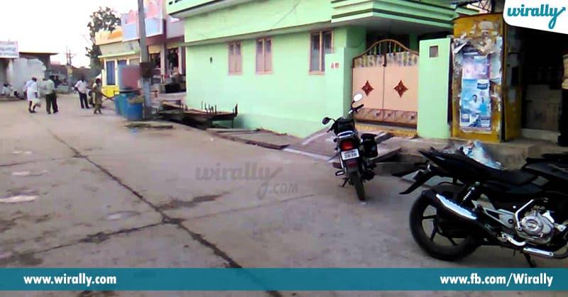 Banjerupalli Villagers Small Initiation