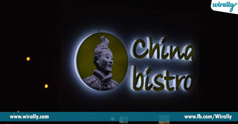 Chinese Restaurants in Hyderabad