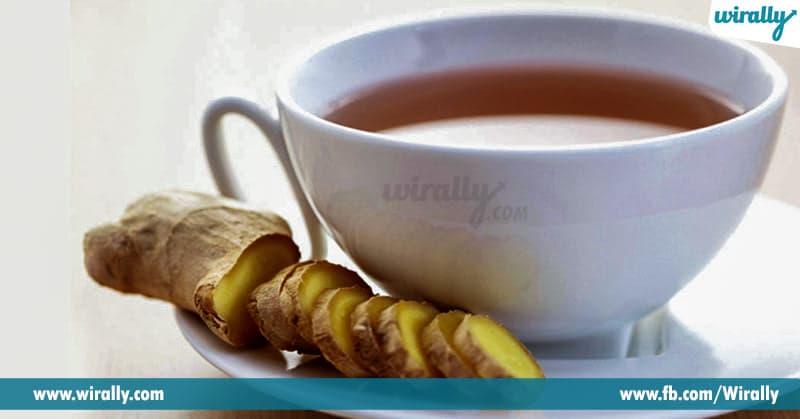 special ginger tea
