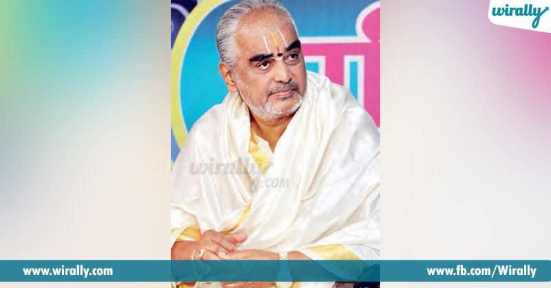 Pradhana Archakulu Ramana Dikshitulu