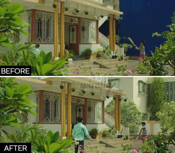 Promising VFX Effects Behind Bharat Ane Nenu