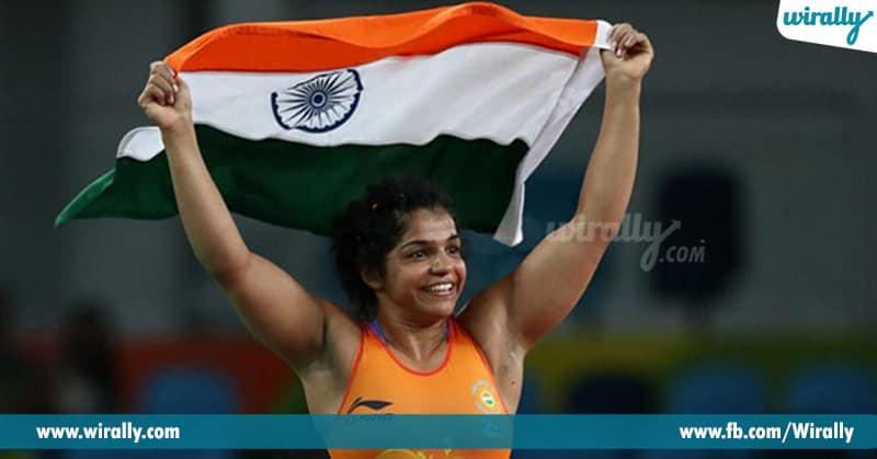 famous sportswomen in wrestler