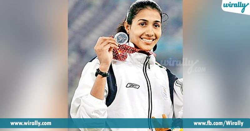famous sportswomen in Long Jump