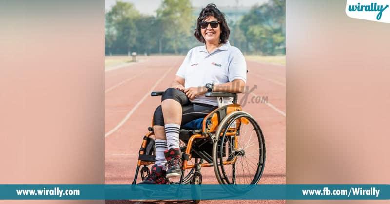 famous sportswomen in paralympic
