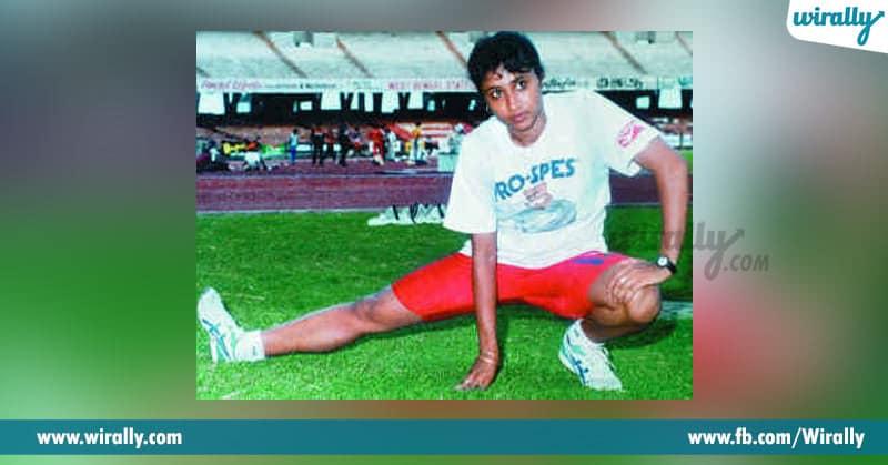 famous sportswomen ashwini nachappa