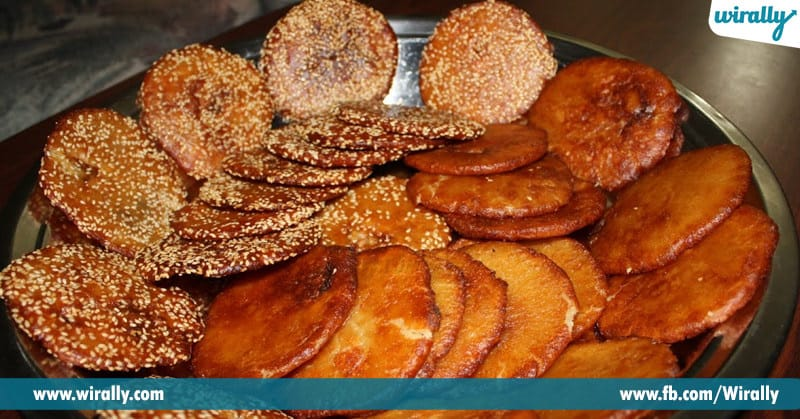 traditional Telugu sweets