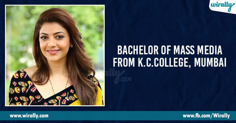 Tollywood Actresses Educational Qualifications