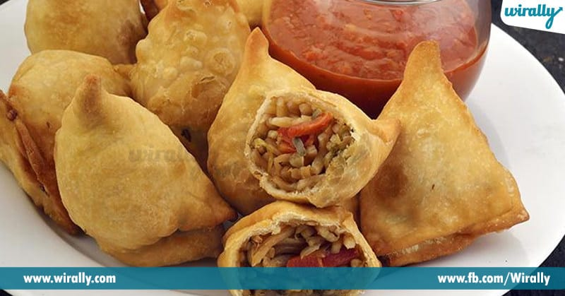 Delicious Indian fusion dishes