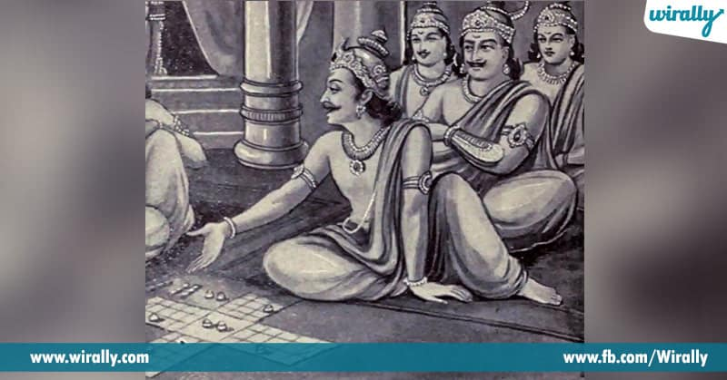 Shakuni Mama Of Mahabharat