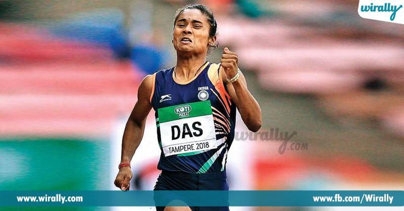 famous sportswomen in running