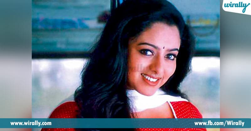 Irreplacable Actress Soundarya