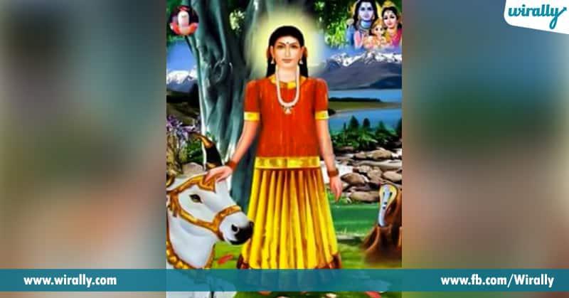 goddess' history