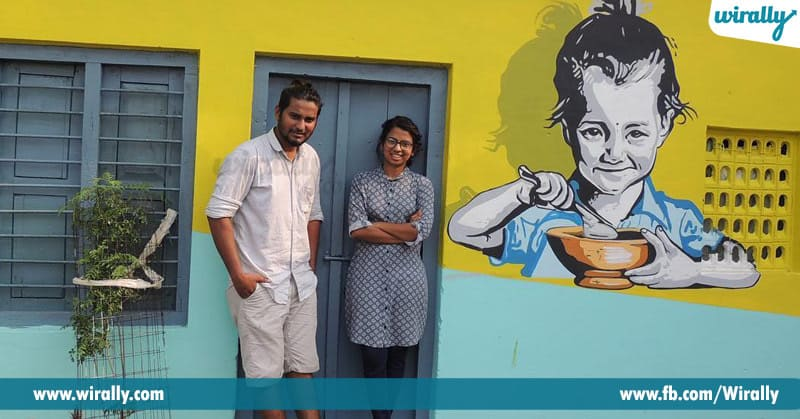 Meet Artistic Couple Swati-Vijay