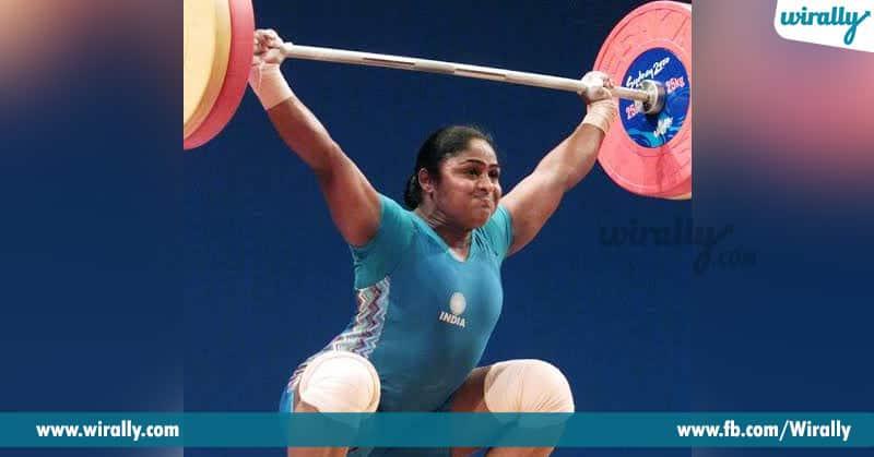 famous sportswomen malleshwari